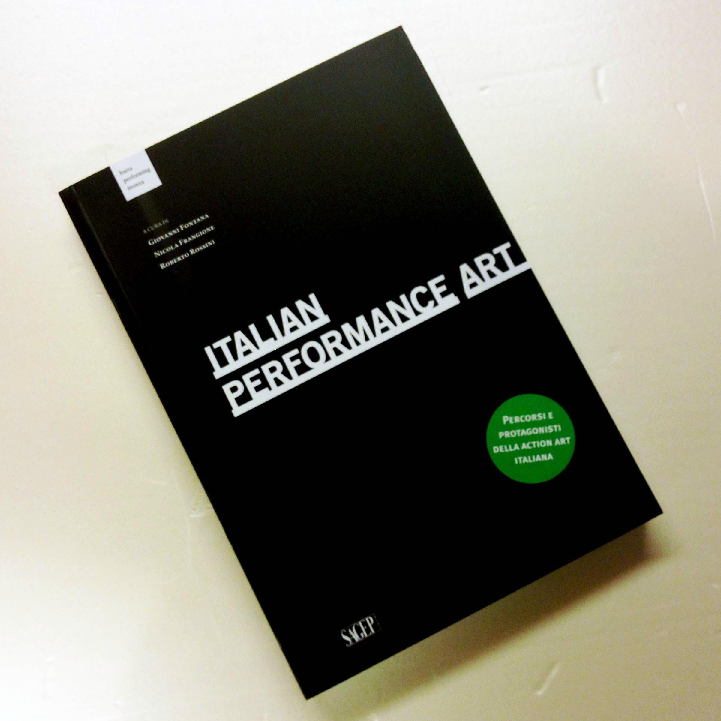 italian performance art ESCAPE='HTML'
